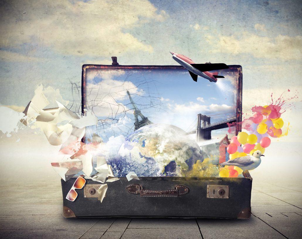 valigia viaggio